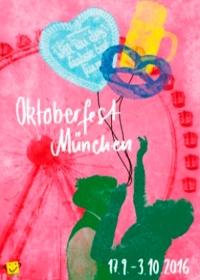 2016 Oktoberfest Logo