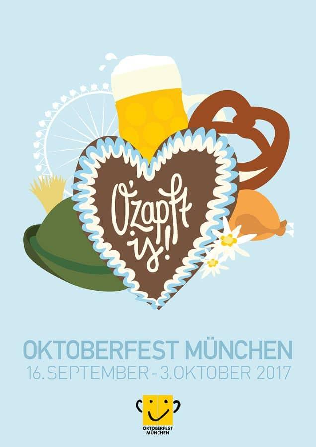 Munich Oktoberfest 2017